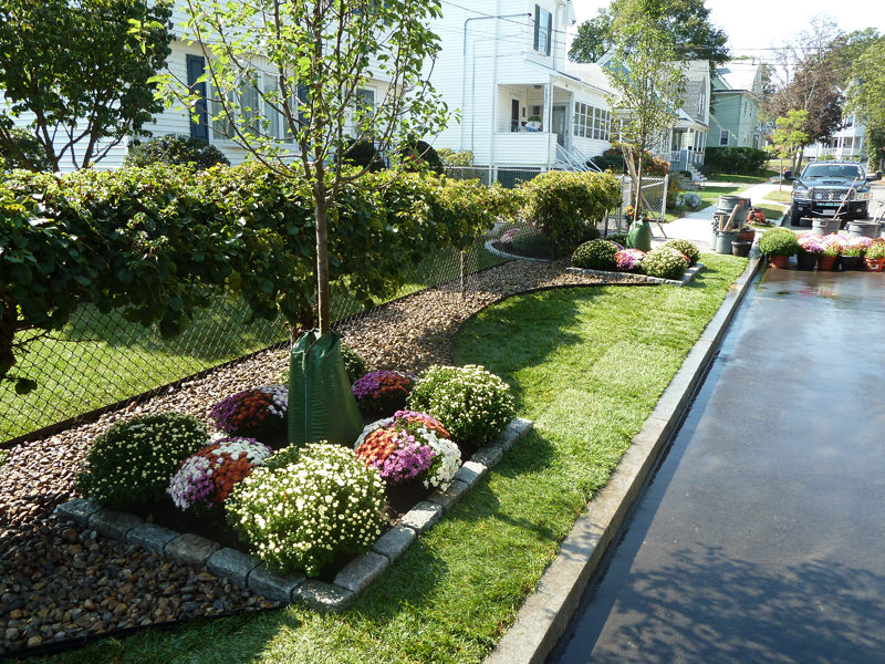 Stonescaping is an art, and when DONE RIGHT it can significantly increase  the value of your property, while decreasing your long term maintenance  cost. - Stonescaping Design & Maintenance Services In Melrose, MA Done