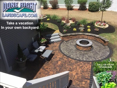 Backyard Hardscaping Ideas Done Right Landscape And Construction - Backyard hardscape ideas